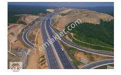 merkeze ve ana artellere yakın çaplı yol mevcuttur 278m2 arazi