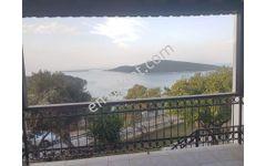 Bodrum Türkbükü Denize Sıfır Sitede Satılık 4+1 Müstakil Dubleks
