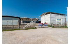 KEPEZ ALTIAYAK'da 3593 m² KİRALIK FABRİKA-DEPO