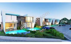 Kuşadası Karaova Mah.Özel Havuzlu Modern Lüks 3+1 Villalar
