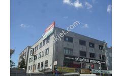 yenibosna merkezde 420 kiralık işyeri
