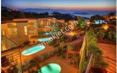    Özel Havuzlu    Deniz Manzaralı Satılık Yalıkavak 3+1 Villa