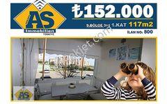 AS Immobilien-YAPRACIK/3+1 117m2 152.000