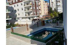 Konyaaltı hurmada 1+1 lüks katta satılık residence daire