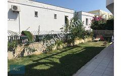 Bodrum Bitez de havuzlu sitede bahçe katı 2 adet daire
