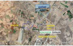 Aselsan Yakını 1/5000 'lik TİCARİ İmarda Kaçmayacak CAZİP Arsa-Ar