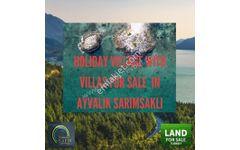 Satılık Tatil Köyü Projesi %80 i Tamamlanmış Tapulu Satışa Hazır