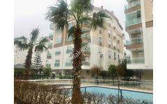 Antalya Konyaaltı Hurma da Luks Site Içinde Satılık Daire