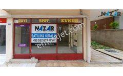Alanya Mahmutlar Çakır caddesi üzerinde 70 m2 satılık dükkan