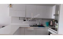İzmir folkart eşyalı kiralık 1+1 rezidans