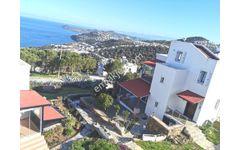 Bodrum Gümüşlük Yalıkavak Arası Deniz Manzaralı 4+1 Villa