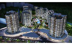 Kayaşehir Park Mavera 3 Projesinde 135m2 2+1 Kiralık Daire