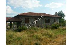 Dalaman Çınar Mevkinde 110m Satılık Taş Villa Ref Kodu2970