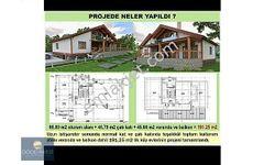 Site içinde  1 dönüm imarlı alanlı  lüks Fırsat Dubleks Villa