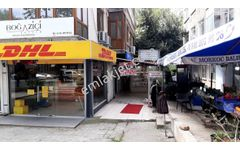 Çevik Emlak Tek Yetkili Göztepe Bağdat Caddesinde 38m2 Dükkan