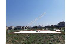 marmara ereğlisi parka cephe 382 m2 satılık imarlı arsa