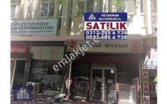 Kızılay Sümer Sokakta 1+1 Ön Cephe 50 m2 Kombili SATILIK İş Yeri