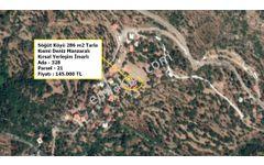 Marmaris Söğüt Köyü 286 m2 Satılık Tarla