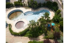 Mezitli Merkez Mah De Aqua Parklı Daire İçi Saunalı 3+1 Satılık