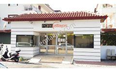 Antalya Muratpaşa Güzeloba'da Özellikli Sitede Satılık 1+1 Daire