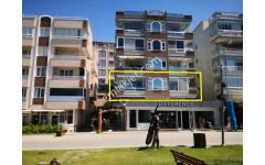 Bülent ATEŞCİ'den Aliağa Kafeler Sokağında 155 m2 3+1 Daire