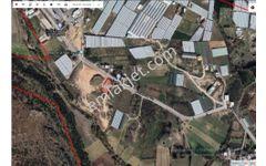 AKSU MANDIRLAR'da ALTINOLUK CADDESİNDE YOLA SIFIR 1.400 m² ARSA