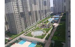 innovia 3 eşyalı kiralik 1+0 havuz ve şehir cephe