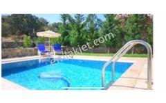 yalıkavakta özel havuzlu 3+1 müstakil villa