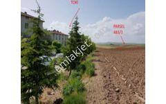 KIRIKKALE BALIŞEYH'DE 10 KAT İMARLI 3.500m2 ARSA