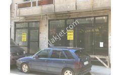 Alaybey Çarsında geniş cepheli 225m2 kiralık dükkan