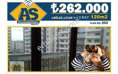 AS Immobilien-SARAYCIK/3+1 120m2 2.KAT ₺262.000 (5314860606)