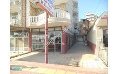 Mersin Atakent te D400 Anayola Sıfır Deniz Cepheli İşyeri