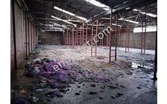 HAZIR İŞLETME (Tekstil ve Güneş Enerjili) FABRİKA