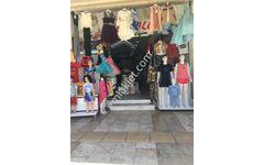 Antalya manavgatta merkezi konumda  acil devren satılık iş yeri