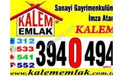 KAZAN SARAY SANAYİ İMARLI ARSA / KALEM EMLAK
