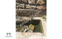 TT Gayrimenkul  039 den Söğüt  039 te satılık Kargir Ev Tarlası
