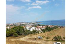 MARMARA EREĞLİ'DE SATILIK FUL DENİZ MANZARALI 200 metre arsa
