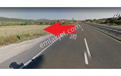 MANİSA BALIKESİR OTOYOL 80 M. CEPHELİ TİCARİ 5.350 M2 ARSA