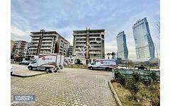 Bayraklı Manavkuyu Park 35 Sitesi Kiralık Dükkan