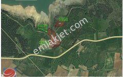 Malkara Teteköy de Göl Kenarında 4 315 m2 arazi