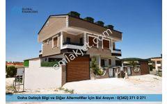 Şehirgösteren'de Satılık 6+1 Lüks İkiz Villa