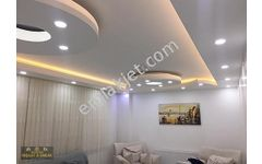 250 m2 iki katlı + teras 3yatak odalı her odanın kendi banyosu