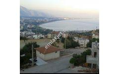 Sahibinden deniz manzaralı şehir manzaralı arsa .......
