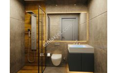Kuşadası Karaova da Satılık 3+1 Özel Tasarım Villalar