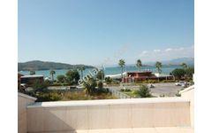 Fethiye sahil bandında full deniz manzaralı satılık daire