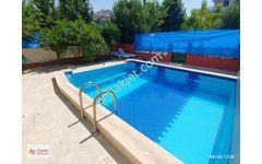 Kuşadası Avm Bölgesi Özel Havuzlu Full Deniz Manzaralı 4+2 Villa