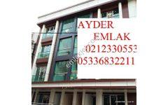 halkalı  istasyon mah de satılık 260 m² -6+2  dubleks. kat daire