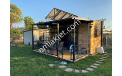 Sahibinden Satılık Lüks Hobi Bahçesi - Güneş enerjili Sistem