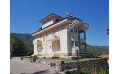 Dalaman Akkaya'da Satılık Tripleks Villa