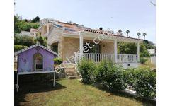 Bodrum Bitez'de sezonluk kiralık müstakil villa